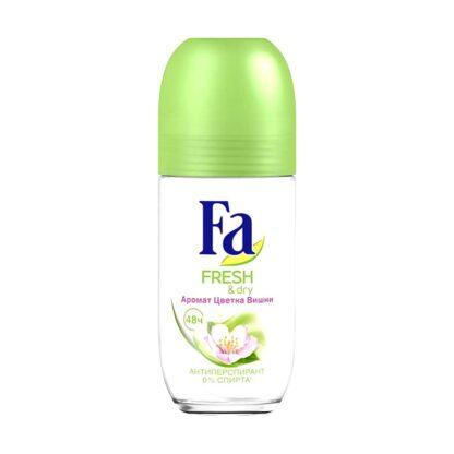Fа Fresh&dry цветок вишни ролик Дезодорант 50 мл