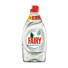 FAIRY Pure&Clean средство для мытья посуды 450 мл