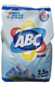 ABC Mountain Freshness автомат порошок 2