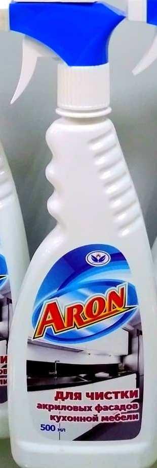 ARON для чистки акриловых фасадов кухонной мебели 500мл