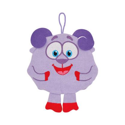 Bambolina смешарики Детская Мочалка-рукавичка для тела