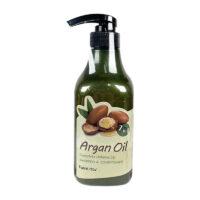 Farm Stay с маслом арганы 2 в 1 восстанавливающее действие шампунь-кондиционер 530 мл