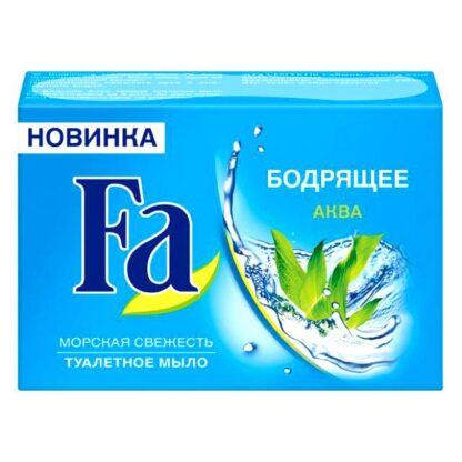 Fa бодрящее аква крем-мыло 90 г