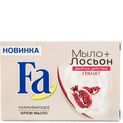 Fa аромат граната мыло+лосьон крем-мыло 90 г