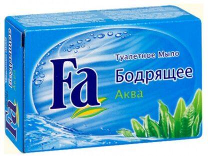 Fa Аква Бодрящее Туалетное мыло 90 гр