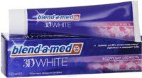 Blend a med 3D White Бодрящая свежесть Зубная паста 100 мл