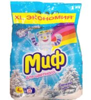 МИФ Свежий цвет автомат Порошок  4 кг