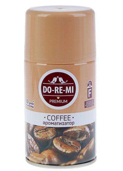 DO RE MI Кофе сменный баллон для автоматического освежителя воздуха 250 мл