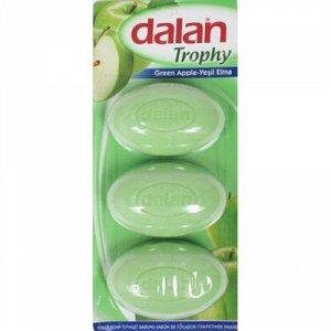 Dalan Trophy зеленое яблоко Мыло 3*90 гр