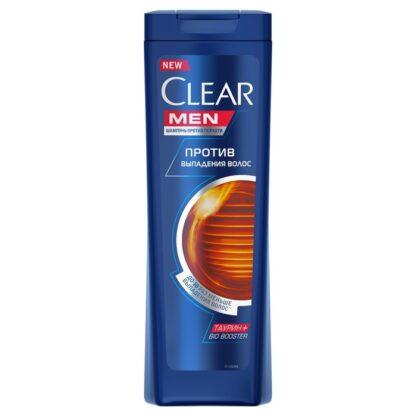 Clear Men против выпадения волос до 10 раз меньше выпадение волос Шампунь 400 мл