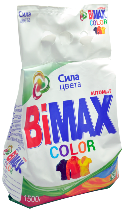 BIMAX Color автомат Порошок 1