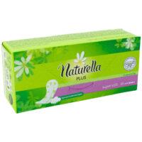 Naturella Camomile Plus ежедневные Прокладки 20 шт
