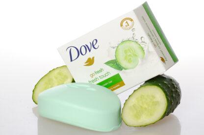 Dove Аромат огурца и зеленого чая Мыло туалетное 100 гр