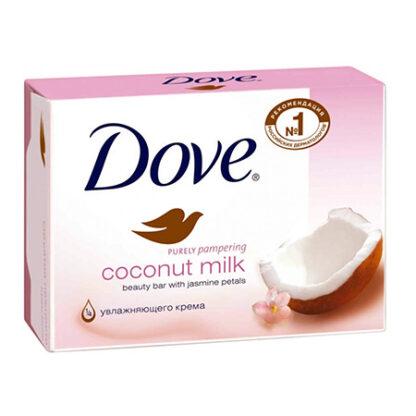 Dove кокосовое молочко мыло туалетное 100 гр