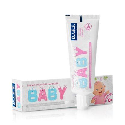 D.I.E.S baby от 0+ лет Детская Зубная паста 45 гр