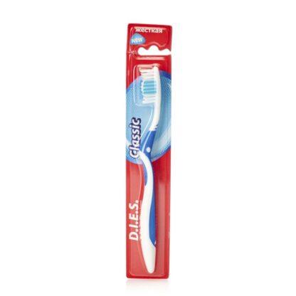 D.I.E.S Classic жесткая щетина Зубная щетка