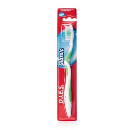 D.I.E.S Classic мягкая Зубная щетка