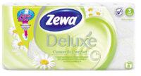 Zewa Deluxe Ромашка 3-х слойная туалетная Бумага 8 рулона