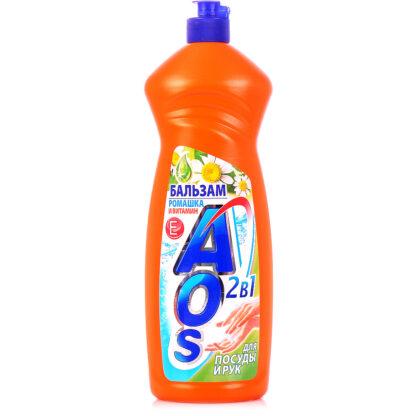AOS Ромашка средство для мытья посуды 1 л