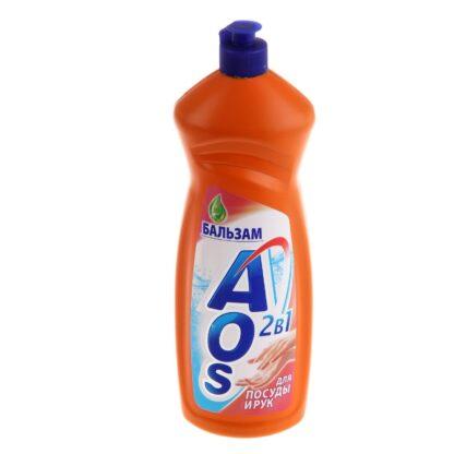 AOS Бальзам средство для мытья посуды 1 л