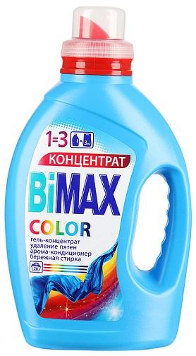 BIMAX  color гель-концентрат для стирки 1500 г