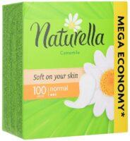 Naturella Camomile normal ежедневные Прокладки 100 шт