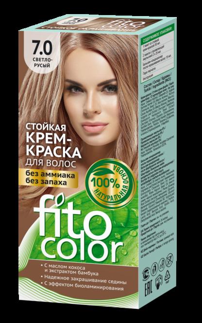 Fitocolor Крем-краска 7