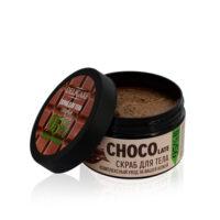 DELICARE Молочный шоколад Сахарный Скраб для тела 250 мл