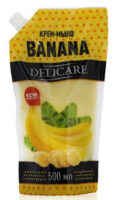 DELICARE Банан жидкое крем-мыло 500 мл