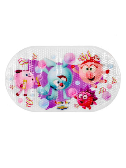 Bambolina детский коврик для ванны 68 см*38 см
