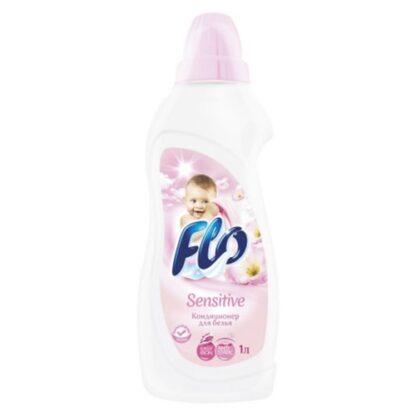 Flo Sensitive Кондиционер для белья 1 л