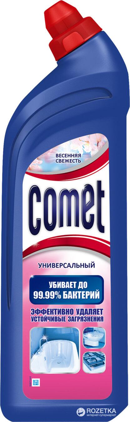 Comet Весенняя свежесть универсальный чистящий гель 500 мл