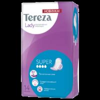 Tereza Lady Super Урологические прокладки 14 шт