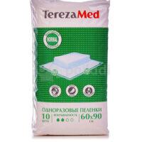 Tereza Med Normal Одноразовые пеленки  60х90 10 шт