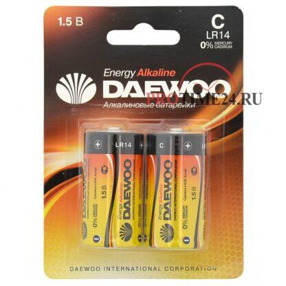 DAEWOO Energy Alkaline LR14 1