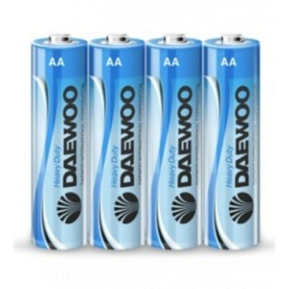DAEWOO R6 солевые пальчиковые батарейки (цена за 1 шт)