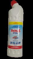 Haus Frau Супер белый гель с хлором чистящее Средство для сантехники 750 мл