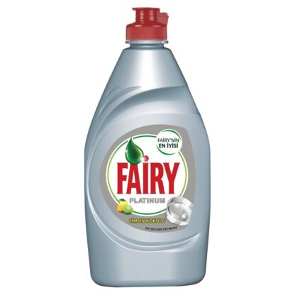 FAIRY Platinum Лимон лайм средство для мытья посуды 430 мл