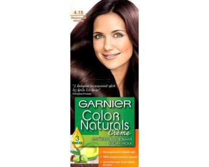 Garnier Color Naturals Крем-краска Морозный каштан 4.15