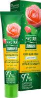 Чистая линия Насыщенный увлажняющий для сухой кожи дневной крем для лица 40 мл