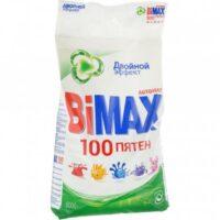 BIMAX 100 пятен автомат Порошок 6 кг