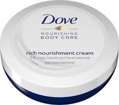 Dove интенсивное увлажнение крем для тела 75 мл