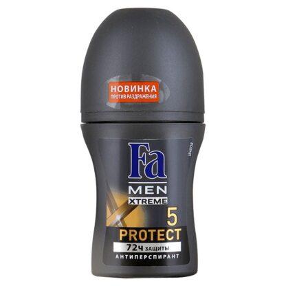 Fа MEN XTREME Protect 5 стик Дезодорант 50 мл