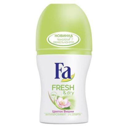 Fа Fresh&dry цветок вишни стик Дезодорант 50 мл