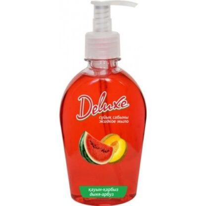Deluxe арбуз-дыня жидкое мыло 280 мл