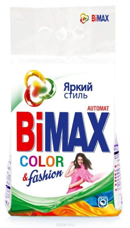BIMAX color & fashion автомат Порошок 3 кг