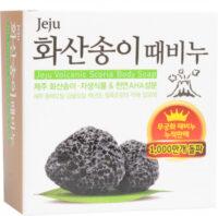 Корейское вулканический пепел мыло-скраб 100 гр