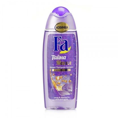 Fа Тайна масел Аромат пурпурной орхидеи Гель для душа 250 мл