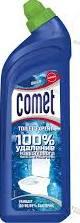 Comet Toilet Expert океан Чистящее средство для туалета 700 мл