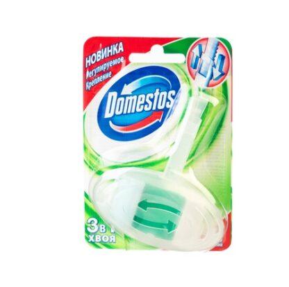 Domestos Хвоя туалетный блок для унитаза 40 гр